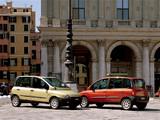 Fiat Multipla 1999–2001 pictures