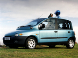 Fiat Multipla UK-spec 2000–02 wallpapers