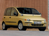 Fiat Multipla UK-spec 2002–04 images