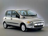 Fiat Multipla 2002–04 images
