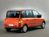 Fiat Multipla 2002–04 photos