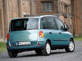 Fiat Multipla 2002–04 pictures
