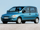 Fiat Multipla 2002–04 wallpapers