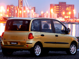 Fiat Multipla ZA-spec 2003–04 photos