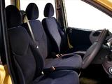 Fiat Multipla ZA-spec 2003–04 photos