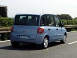 Fiat Multipla 2004–10 images