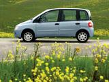 Fiat Multipla 2004–10 photos
