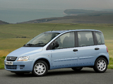 Fiat Multipla UK-spec 2004–10 wallpapers