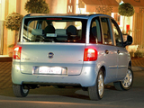 Fiat Multipla ZA-spec 2004–10 wallpapers