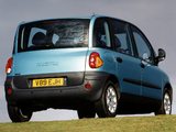 Images of Fiat Multipla UK-spec 2000–02