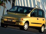 Images of Fiat Multipla ZA-spec 2003–04