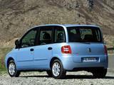 Images of Fiat Multipla 2004–10