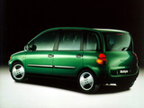 Photos of Fiat Multipla Concept 1996