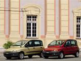 Photos of Fiat Multipla 1999–2001