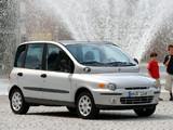 Photos of Fiat Multipla 2002–04