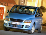 Photos of Fiat Multipla ZA-spec 2004–10