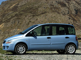 Photos of Fiat Multipla 2004–10