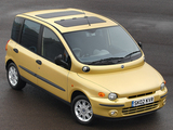 Pictures of Fiat Multipla UK-spec 2002–04