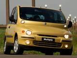 Pictures of Fiat Multipla ZA-spec 2003–04