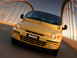 Pictures of Fiat Multipla ZA-spec 2003–04