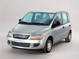 Pictures of Fiat Multipla 2004–10