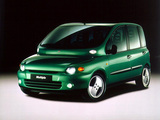 Fiat Multipla Concept 1996 wallpapers