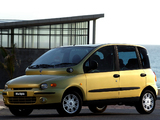 Fiat Multipla ZA-spec 2003–04 wallpapers