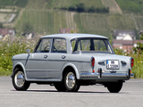 Photos of NSU-Fiat Neckar Spezial 1960–62
