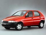 Fiat Palio 5-door (178) 1996–2001 pictures