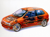 Fiat Palio 3-door (178) 1996–2001 pictures