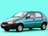 Fiat Palio 5-door (178) 1996–2001 wallpapers