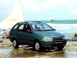 Fiat Palio Weekend (178) 1997–2001 wallpapers