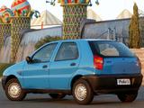 Fiat Palio Go! 5-door (178) 2003–04 images