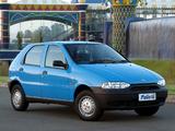 Fiat Palio Go! 5-door (178) 2003–04 wallpapers