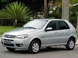 Fiat Palio 5-door (178) 2004–07 photos