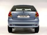Fiat Palio Vibe 3-door (178) 2006–08 pictures