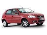 Fiat Palio 5-door (178) 2007–09 images