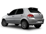 Fiat Palio 5-door (178) 2007–09 pictures