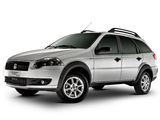 Fiat Palio Weekend Trekking (178) 2008–12 photos