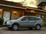Fiat Palio Weekend Trekking (178) 2008–12 wallpapers