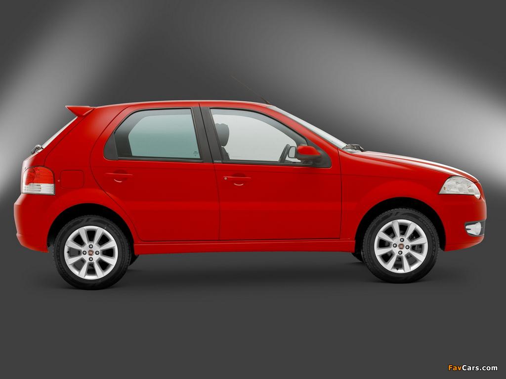 Fiat Palio 5-door (178) 2009–11 images (1024 x 768)
