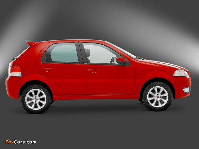 Fiat Palio 5-door (178) 2009–11 images (640 x 480)