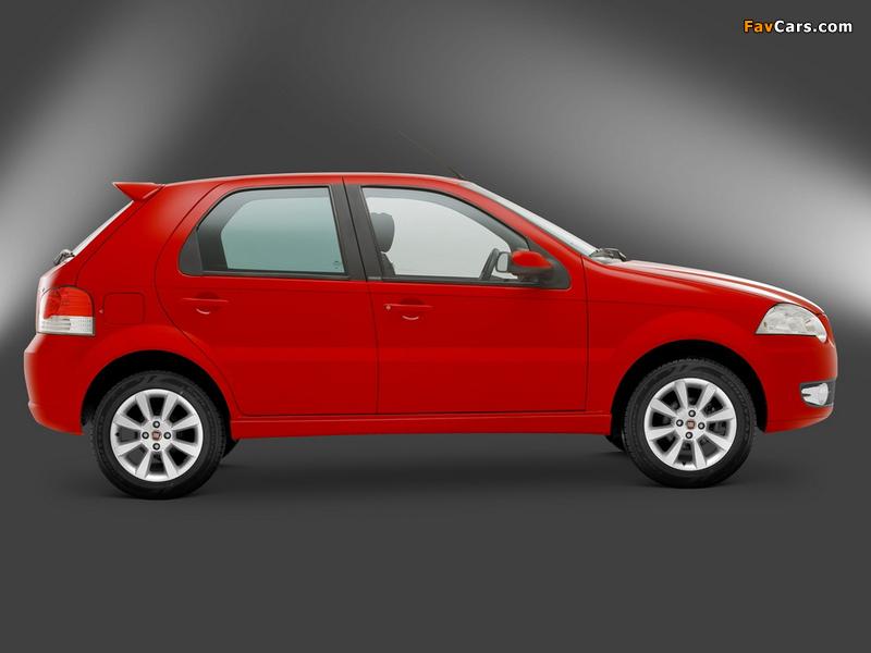 Fiat Palio 5-door (178) 2009–11 images (800 x 600)
