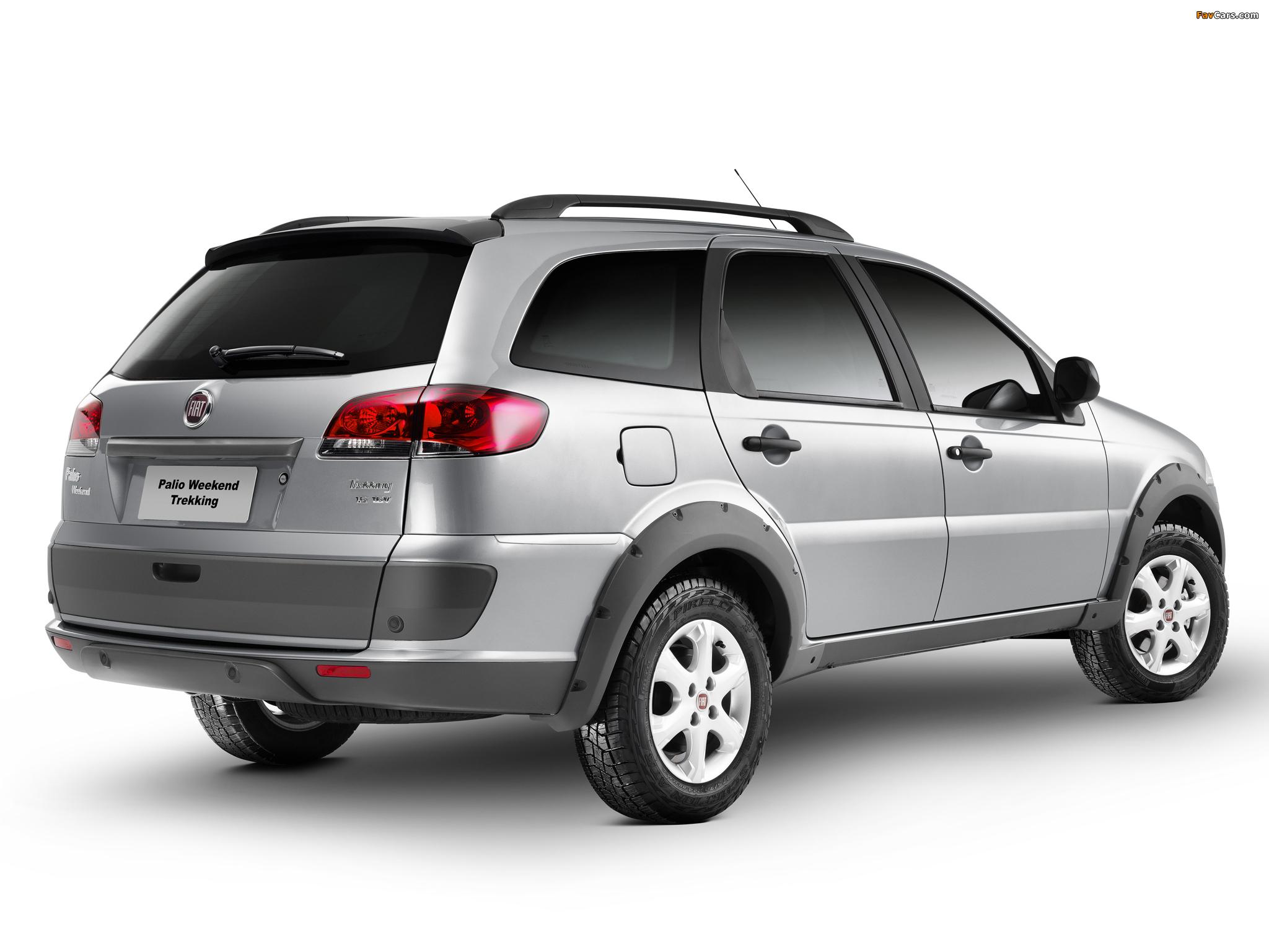 Fiat Palio Weekend Trekking (178) 2012 pictures (2048 x 1536)