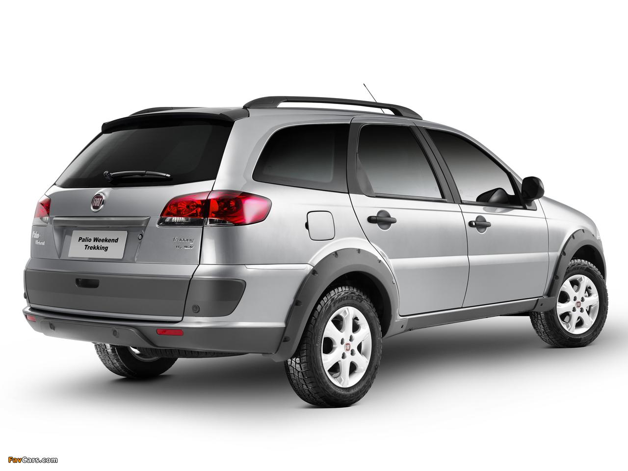 Fiat Palio Weekend Trekking (178) 2012 pictures (1280 x 960)
