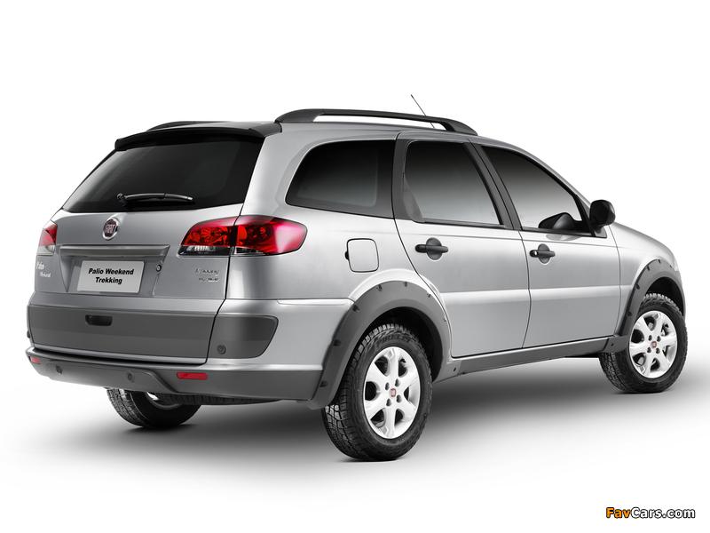 Fiat Palio Weekend Trekking (178) 2012 pictures (800 x 600)