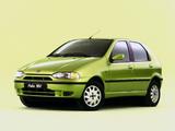 Images of Fiat Palio 5-door (178) 1996–2001