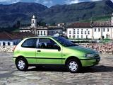 Images of Fiat Palio 3-door (178) 1996–2001