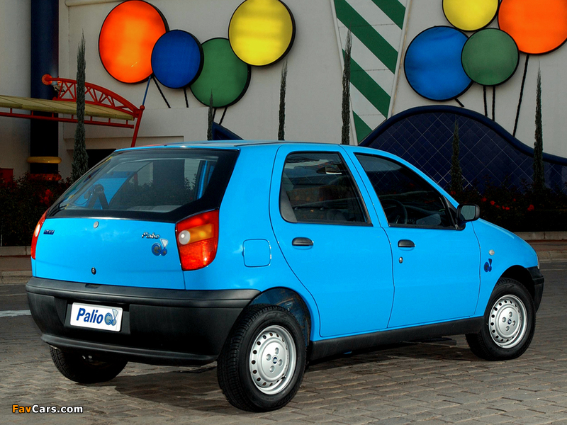 Photos of Fiat Palio Go! 5-door (178) 2003–04 (800 x 600)