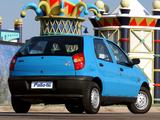Photos of Fiat Palio Go! 5-door (178) 2003–04